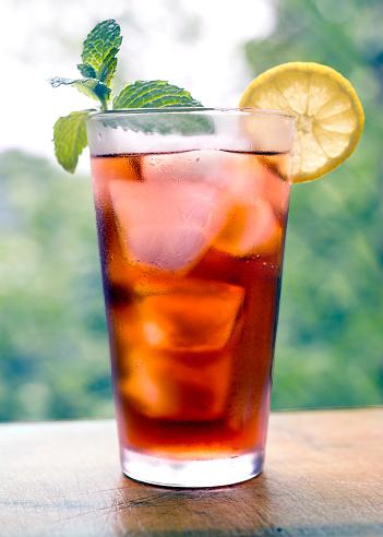 Mint Leaf - Culinary「iced tea outside」:スマホ壁紙(10)