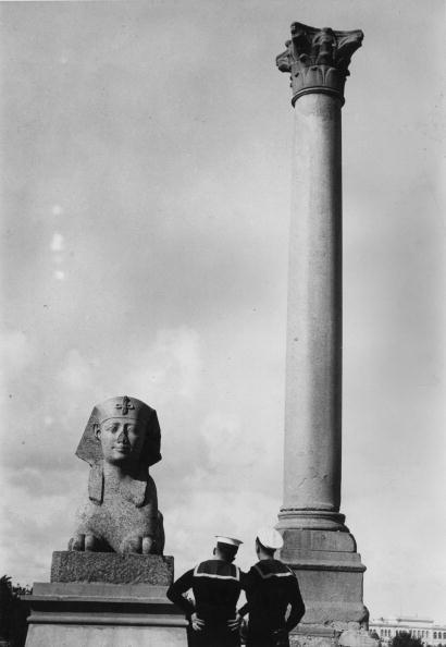 Architectural Feature「Pompey's Pillar」:写真・画像(10)[壁紙.com]