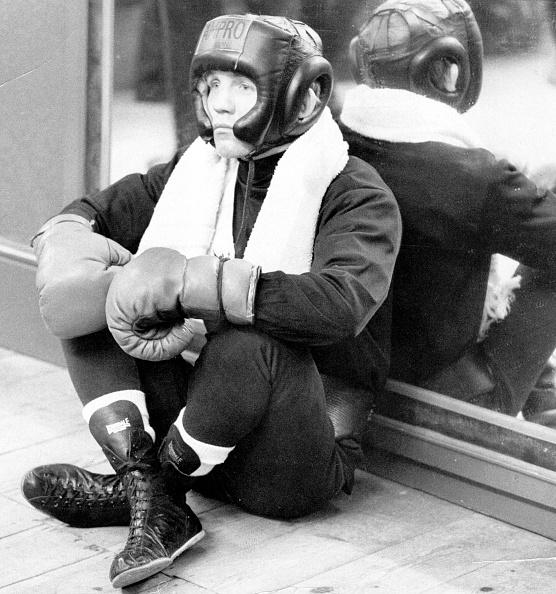 Alan Rudkin「Boxing Champion」:写真・画像(6)[壁紙.com]