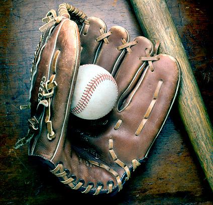 Baseball - Sport「baseball glove bat」:スマホ壁紙(9)