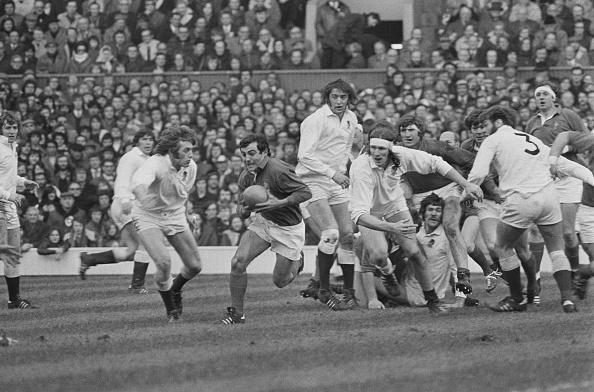 Twickenham「1973 Five Nations Championship」:写真・画像(13)[壁紙.com]
