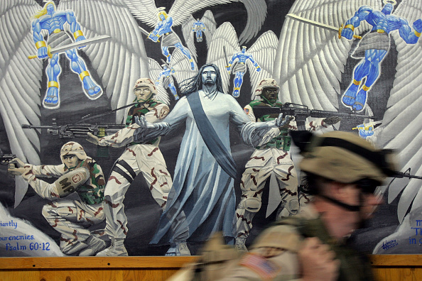 Abu Ghraib Prison「Abu Ghraib Prison Population Nearly Doubles in 2005」:写真・画像(18)[壁紙.com]