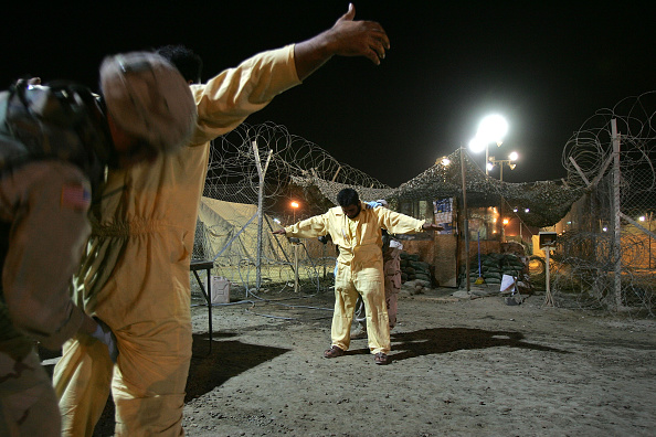 Baghdad「Abu Ghraib Prison Population Nears 5,000」:写真・画像(1)[壁紙.com]