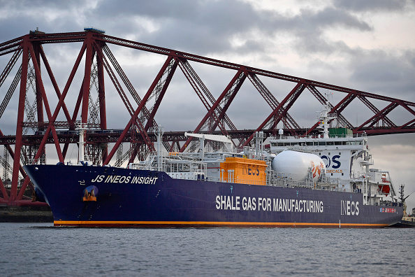 Shale「First US Shale Gas Arrives In The UK」:写真・画像(11)[壁紙.com]