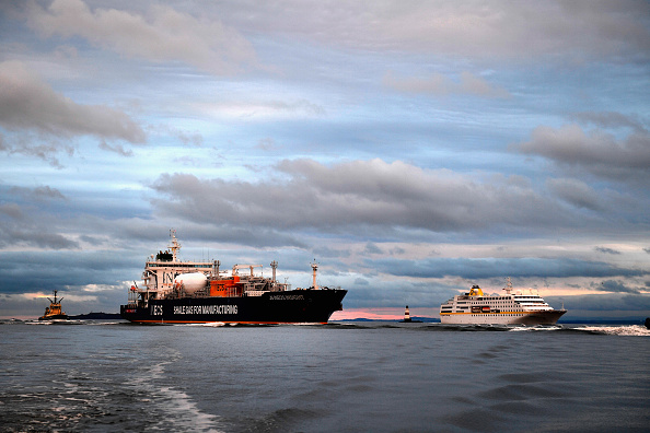 Shale「First US Shale Gas Arrives In The UK」:写真・画像(3)[壁紙.com]