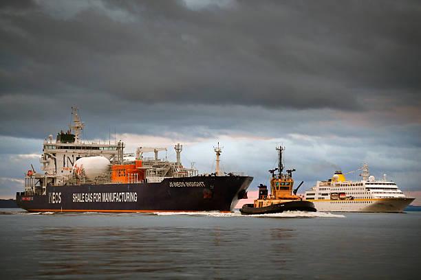 First US Shale Gas Arrives In The UK:ニュース(壁紙.com)