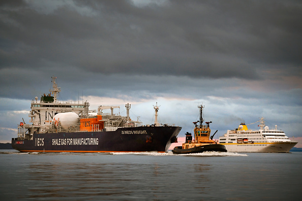Shale「First US Shale Gas Arrives In The UK」:写真・画像(2)[壁紙.com]