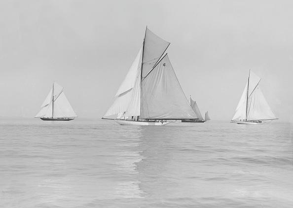 South Australia「Start Of Cowes To Weymouth Race: Carina」:写真・画像(8)[壁紙.com]
