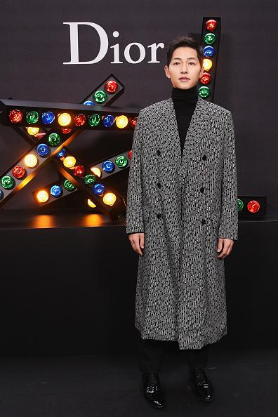 ディオール オム「Dior Homme: Photocall - Paris Fashion Week - Menswear F/W 2018-2019」:写真・画像(4)[壁紙.com]