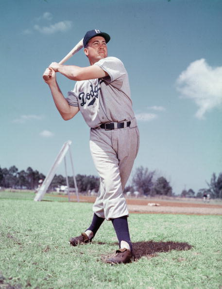 Baseball - Sport「Duke Snider In A Batting Pose」:写真・画像(16)[壁紙.com]