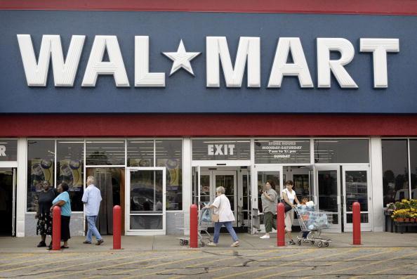Wal-mart「Wal-Mart Reprts Strong Second Quarter Results」:写真・画像(8)[壁紙.com]