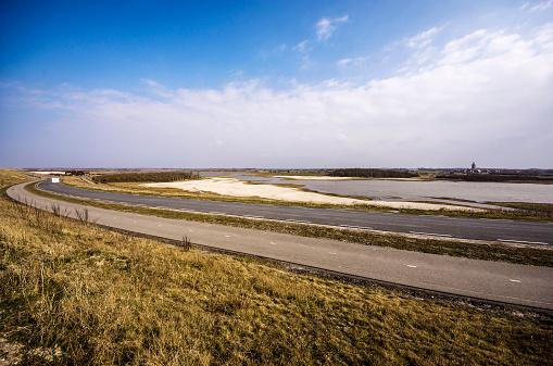 オランダ「Netherlands, Zeeland, Domburg, Walcheren, Westkapelle, Lighthouse」:スマホ壁紙(1)