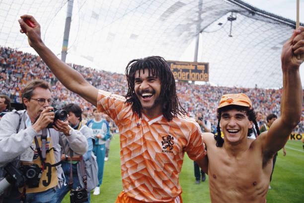 1988 European Championships Final Holland v USSR:ニュース(壁紙.com)