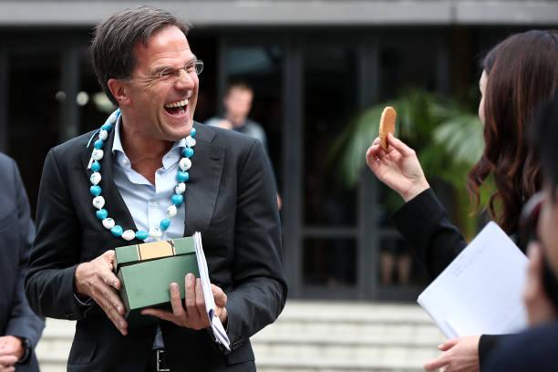 Netherlands Prime Minister Mark Rutte Visits Auckland:ニュース(壁紙.com)