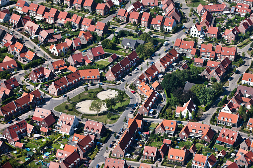 North Brabant「Netherlands, Helmond, District Brandevoort」:スマホ壁紙(7)