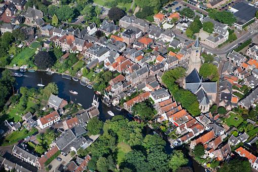 Utrecht「Netherlands, Loenen. Vecht River」:スマホ壁紙(9)