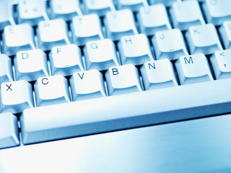 Computer Keyboard「Computer keyboard space bar」:スマホ壁紙(17)