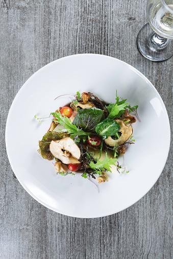 Vinaigrette Dressing「Autumn Salads」:スマホ壁紙(3)