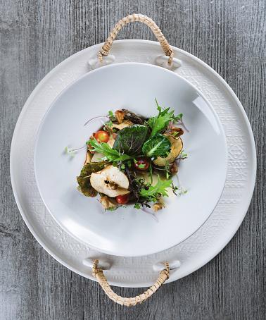Vinaigrette Dressing「Autumn Salads」:スマホ壁紙(1)