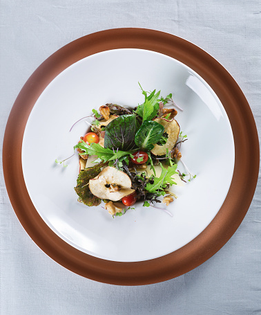 Vinaigrette Dressing「Autumn Salads」:スマホ壁紙(2)