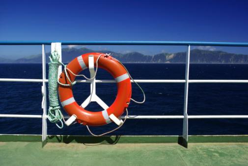 Passenger「Ship railing with save circle flotation device」:スマホ壁紙(7)