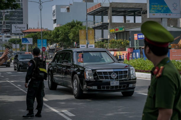 U.S. President Trump Visits Vietnam:ニュース(壁紙.com)
