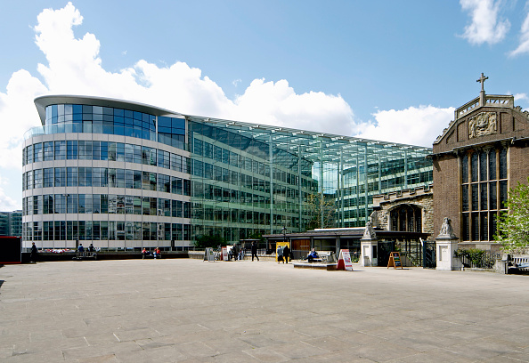 Glass - Material「All Hallows Church and Tower Place Office building, City of London, UK」:写真・画像(15)[壁紙.com]