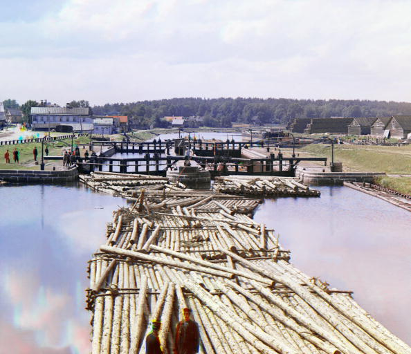 Lumber Industry「Logging In Russia」:写真・画像(3)[壁紙.com]