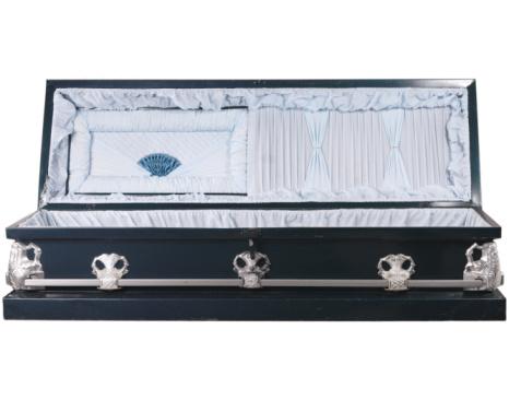 Silk「Black casket」:スマホ壁紙(13)
