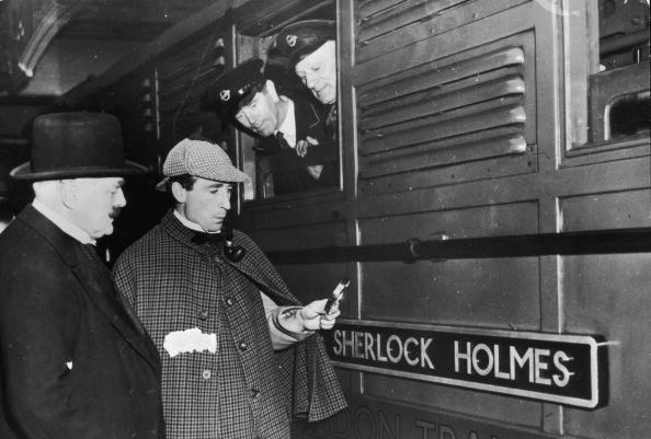 Mystery「Sherlock And Sherlock」:写真・画像(6)[壁紙.com]