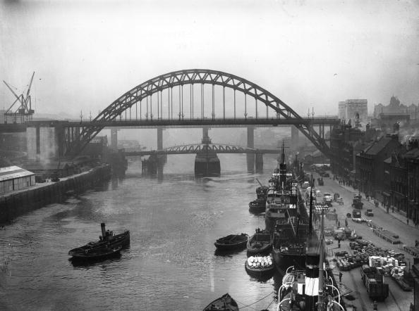 Construction Industry「Newcastle Bridge」:写真・画像(9)[壁紙.com]