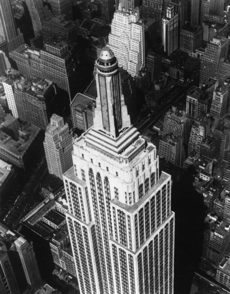Empire State Building「Skyscraper」:写真・画像(0)[壁紙.com]