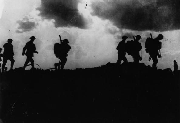 World War I「To The Trenches」:写真・画像(4)[壁紙.com]