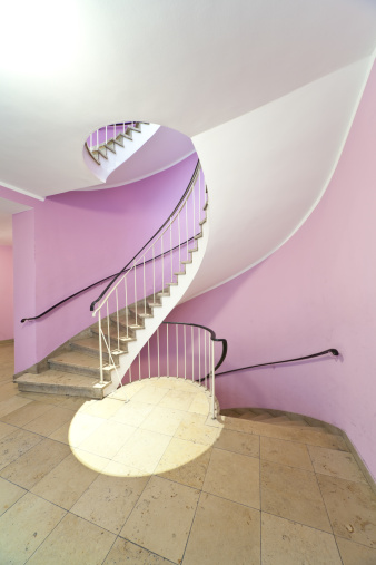 Baluster「spiral staircase」:スマホ壁紙(8)