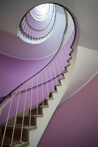 Baluster「spiral staircase」:スマホ壁紙(15)