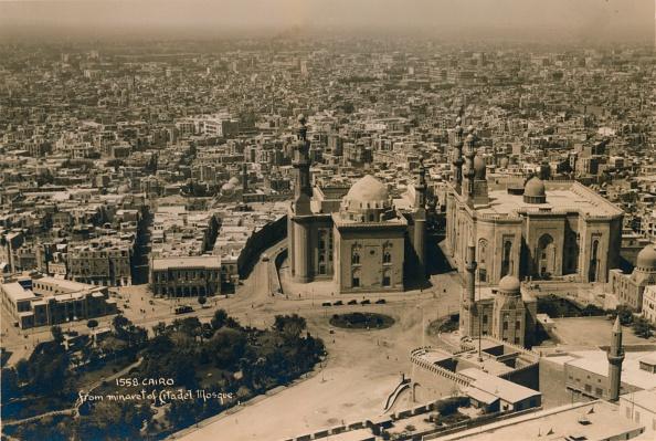 Alabaster「Cairo, from the minaret of Citadel Mosque, 1936.」:写真・画像(6)[壁紙.com]