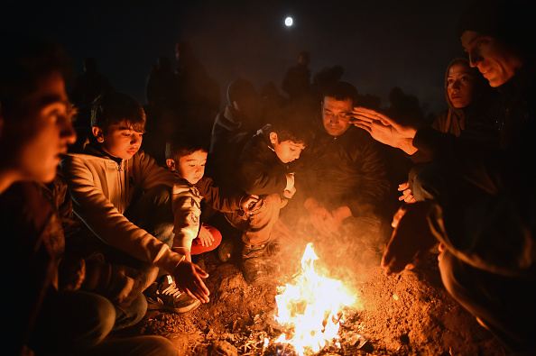 Slovenia「Migrants Cross Into Slovenia」:写真・画像(5)[壁紙.com]