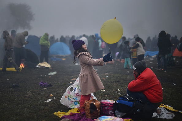 Slovenia「Migrants Cross Into Slovenia」:写真・画像(14)[壁紙.com]