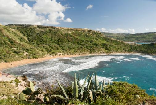 Malta「Golden Bay」:スマホ壁紙(17)
