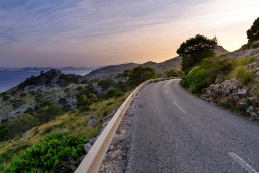 Hell「Road to Cap de Formentor - Mallorca」:スマホ壁紙(4)