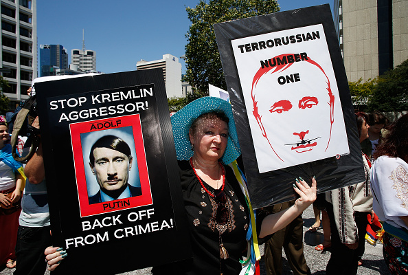 Daniel Munoz「G20 Protesters Gather In Brisbane」:写真・画像(16)[壁紙.com]