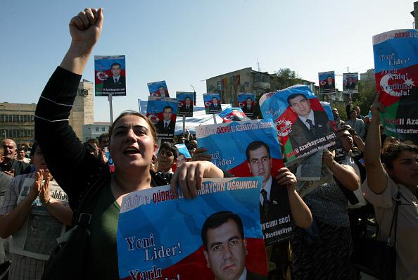 Clear Sky「Azerbaijan Pre-Elections」:写真・画像(17)[壁紙.com]