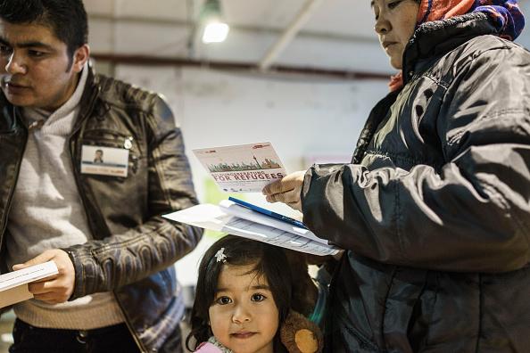 Economy「Refugees Receive Jobs Counseling」:写真・画像(3)[壁紙.com]