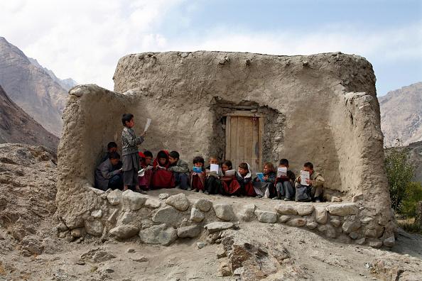 Kabul「Afghan Students Recite Prayers」:写真・画像(7)[壁紙.com]