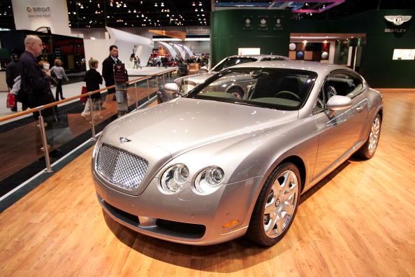 Bentley「Chicago Auto Show」:写真・画像(13)[壁紙.com]