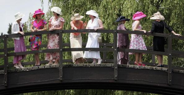 ヘンリーロイヤルレガッタ「Henley Royal Regatta - Atmosphere」:写真・画像(17)[壁紙.com]