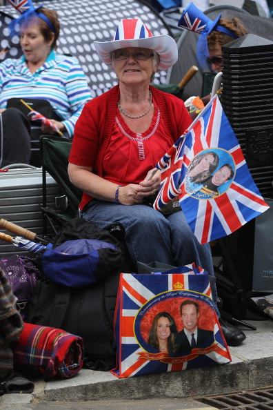 Royal Wedding of Prince William and Catherine Middleton「Final Preparations Are Made Ahead Of The Royal Wedding」:写真・画像(6)[壁紙.com]