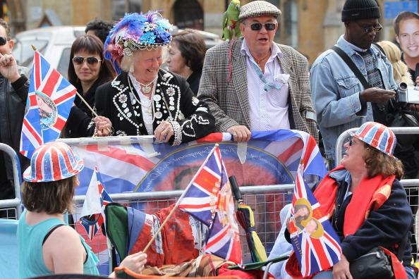 Royal Wedding of Prince William and Catherine Middleton「Final Preparations Are Made Ahead Of The Royal Wedding」:写真・画像(7)[壁紙.com]