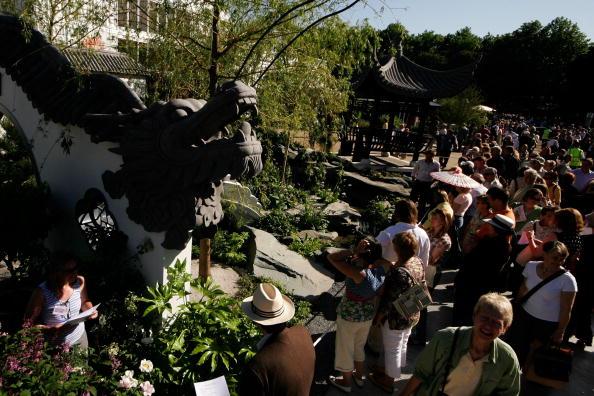 Feng Shui「RHS Chelsea Flower Show 2007」:写真・画像(17)[壁紙.com]