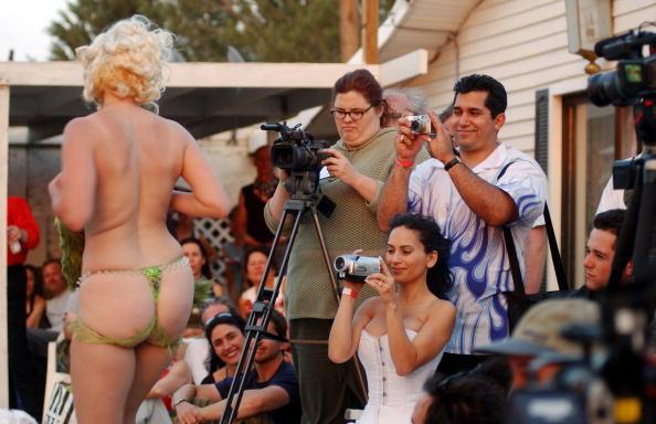 南国「Miss Exotic World Pageant Celebrates Burlesque」:写真・画像(12)[壁紙.com]